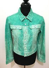 ROBERTO CAVALLI Giubbotto Uomo Cotone Pitons Cotton Man Jacket Sz.M - 48