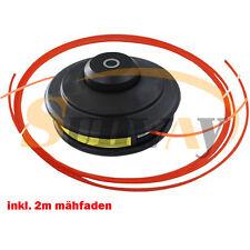 Fadenspule schwarz für Timbertech MS52-2TL Motorsense Freischneider 3PS 52ccm