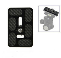 70mm Quick Release Plate Arca-Swiss Type Sony a5100 a5000 a3500 a3000US Seller