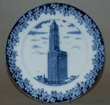 Vintage Wedgwood Woolworth Building Souvenir Ceramic Plate Architecture