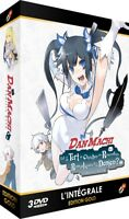 ★ DanMachi: Familia Myth ★ Intégrale - Edition Gold - Coffret 3 DVD