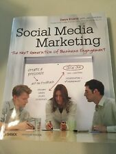 NEW Social Media Marketing by Dave Evans Paperback Book (English) Free Shipping