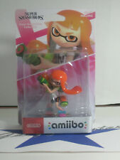 Super Smash Bros. Ultimate Inkling Girl amiibo Splatoon (3DS, Wii U, Switch)