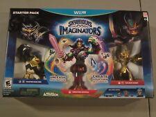 Nintendo Wii U Skylanders Imaginators Starter Pack Creation Crystal,Golden Queen