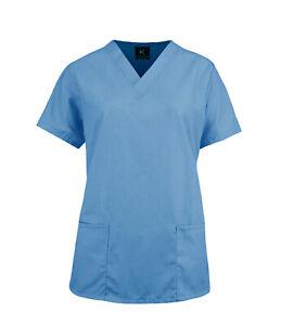 KM51M - Kolossus Women's Comfort Fit Medical Scrub Set
