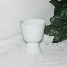 MIKASA DOUBLE EGG CUP WHITE JAPAN REPLACEMENT CHINA KITCHENWARE EXCELLENT GADGET