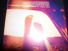 SWERVEDRIVER I Wasn't Born to Lose You CD – New