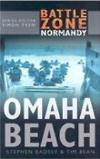Battle Zone Normandy: Omaha Beach by Tim Bean and Badsey (2004, Hardcover)