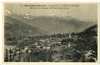 CPA 73 Savoie Bourg-Saint-Maurice Vue générale massif de Bellecote