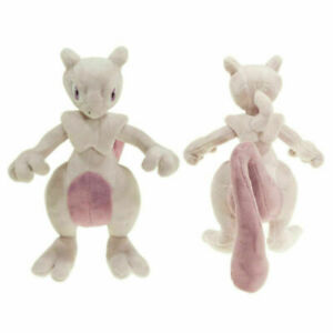 11 Inches Pokemon Mewtwo Plush Doll Teddy Stuffed Soft Toy Kids Cute Gift