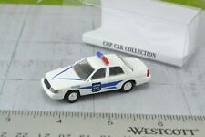 Cop Car Collection Ford Crown Victoria INDIANA Police HO Scale