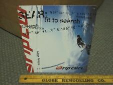 Rip Curl Mikey Klien 2 sided dealer shop display sign Flawless New old stock