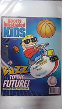 January 1990 Buzz Beamer Sports Illustrated For Kids NO LABEL