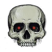 Happy Halloween Wall Floor Sticker Horror Wall Stickers Silent Skull Sticker Car