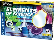 Thames and Kosmos 631116 Fun and Fundamentals Elements of Science Experiment Kit