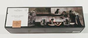 John Derian Threshold For Target Midnight Dreary Glasses Set Of 4 (10 fl oz ea.)