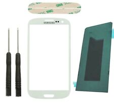 For Samsung Galaxy S3 I9300 White Lcd Screen Touch Digitizer Front Glass Lens