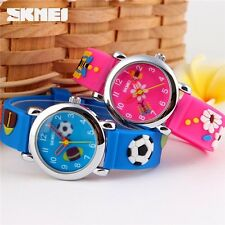Children Boys Girls Fashion Casual Quartz Waterproof Jelly cute gift watch
