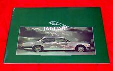 Jaguar XJ Series III - EU Range - RARE Full Colour Brochure 1984 - English Text