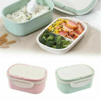 Meal Lunch Box Picnic Microwave Food Snack Thermal Container Kitchen Supplies