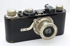 LEICA I A mit Elmar f/3,5-50mm Nickel, Seriennummer 24480