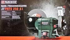Nass- und Trockenschleifer PNTS 250 A1 Schleifmaschine Schleifer / NEU!
