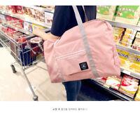Waterproof Folding Travel Storage Bag Large Capacity Luggage Packing Tote Bag LD