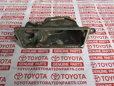 Toyota Celica Supra Fog Light Lamp Bracket Front Left Driver's side 1984