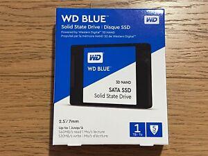 Disco SSD 1TB SATA3 Western Digital Blue Mod. WDS100T2B0A NUEVO / NEW !!!!!!!!!
