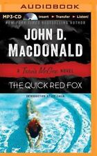 Travis Mcgee Mysteries: The Quick Red Fox 4 by John D. MacDonald (2014, MP3...