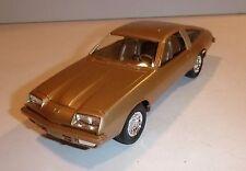 MPC 1980 CHEVY MONZA CAMEL 1/25 MODEL CAR MOUNTAIN PROMO