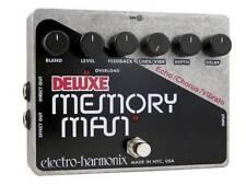 EHX Electro-Harmonix Deluxe Memory Man 550mS Delay Chorus Guitar Effects Pedal