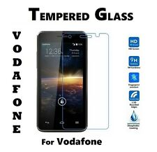 Tempered Glass Screen Protector Premium Protection For Vodafone Smart 4 Turbo