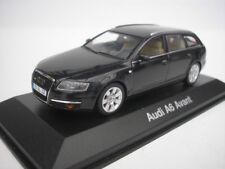 Audi A6 Avant 2004 negro 1 43 Minichamps
