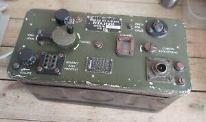 British Army Military Radio Wireless Set 31 WS31 AFV