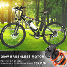 """Bicicletta Elettrica, Bici Elettriche 26"""" E-Bike Citt/àTrekking/Mountain 35km/h"""