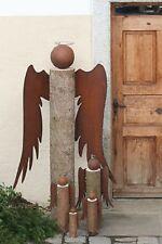 Edelrost Bausatz XXL Engel Weihnachten Advent Dekoration Garten Terrasse Metall
