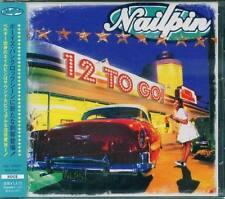 Nailpin - 12 to Go - Japan CD - NEW