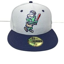 New Era MILB Baseball San Antonio Missions Ballapeno Fitted 59FIFTY Cap 7 1/8
