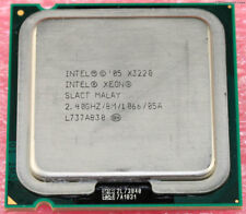 Intel® Xeon® Processor X3220  (8M Cache, 2.40 GHz, 1066 MHz FSB) # Socket 775