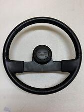 86-93 Chevrolet S-10 Blazer GMC Jimmy 2-Spoke Sonoma Steering Wheel OEM Black