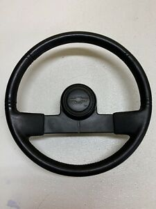 86-93 Chevrolet S-10 Blazer GMC Jimmy 2-Spoke Sonoma Steering Wheel OEM Black