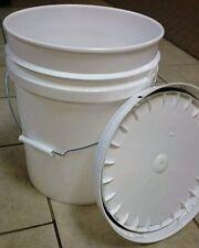 Bucket 5 Gal. food Grade 90mil