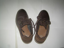 Mens Clarks shoes – brown – size 7  Great Condition