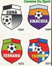 145 AC.SIENA - SIRACUSA - TERNANA - TORRES CARD CARTA CALCIO QUIZ VALLARDI 1991
