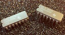 11 x SN54LS95BJ  TI CERAMIC DIP-14