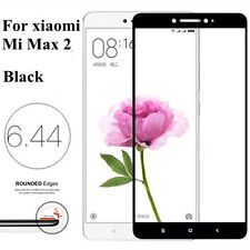 Clear HD LCD Tempered Glass Full Cover Protective Screen For Xiaomi Mi Max 2 Lot