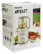 Avent Combined Steamer and Blender 0% BPA