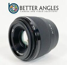 Sony FE 50mm f1.8 Lens-Risk Free Guaranteed!