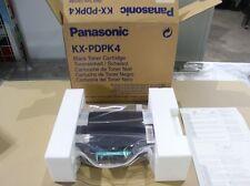 Original Panasonic KX-PDPK4 Black Schwarz Toner Cartridge Tonereinheit #20164
